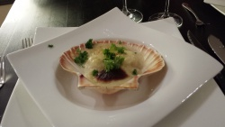 Coquilles Mornay
