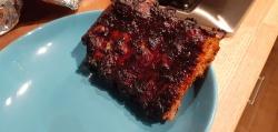 Kalfs spareribs uit de oven